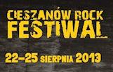 Cieszan�w rock festiwal 2013